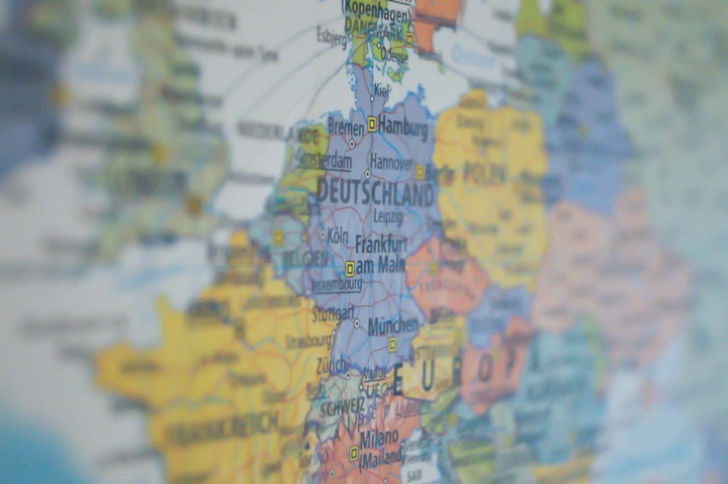 regimen economico matrimonio internacional UE