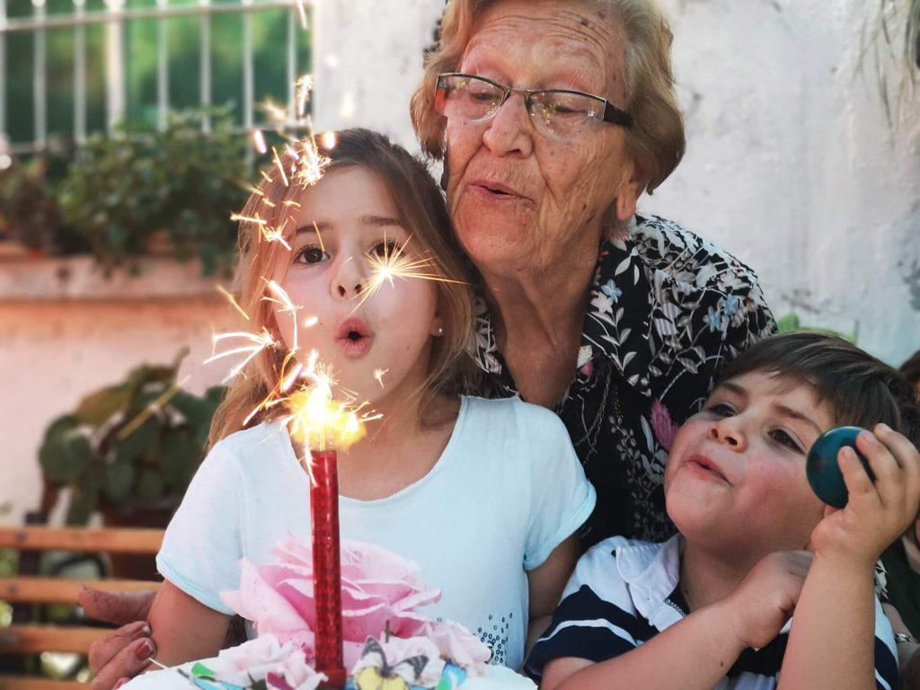 custodia menores padre abuelos