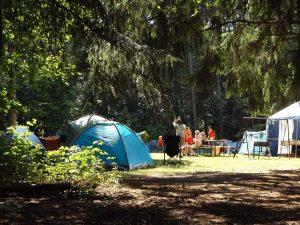 fotos de ninos en campamentos de verano LOPD