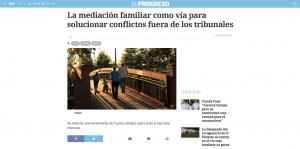 articulo mediacion familiar el progreso abogada elena crespo